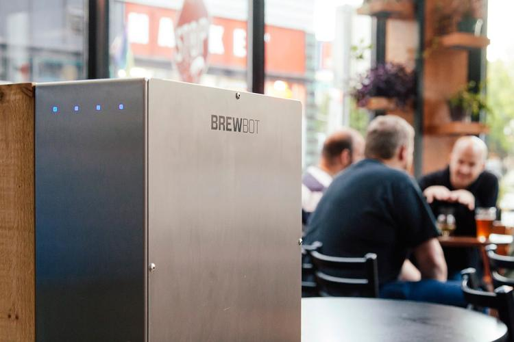 <p>The tool is an attempt to radically streamline home brewing.</p>  <p>[<em>Image: <a href=&quot;http://www.brewbot.io/&quot; target=&quot;_blank&quot;>Brewbot</em></a>]</p>