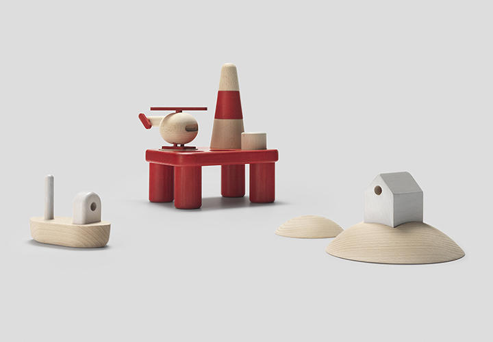 <p>Permafrost is expanding their project of marine and industrial-themed toys with two new lines.</p>