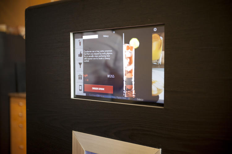 <p>Following its debut, inquiries for home versions led the company to unveil two consumer versions Tuesday at $1,499 and $2,699 (pictured) on Kickstarter.</p>