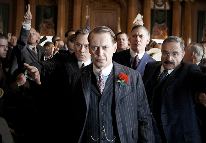 "<p>As part of the ""Compliments of Nucky"" campaign for the second season of period drama Boardwalk Empire, <a href=&quot;http://www.fastcocreate.com/1679200/nycs-mta-takes-the-23-train-to-yesteryear-for-hbos-boardwalk-empire-campaign&quot; target=&quot;_self&quot;>HBO put a vintage 1920s train back on the track</a> on New York's 2 / 3 line (Nucky refers to the show's central character, played by Steve Buscemi).</p>"
