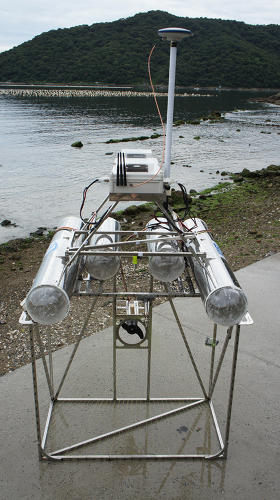 <p>The resulting robot, named JEROS (short for the Jellyfish Elimination Robotic Swarm), floats on the water's surface and has motors and a special jellyfish-pulverizing propeller attached.</p>