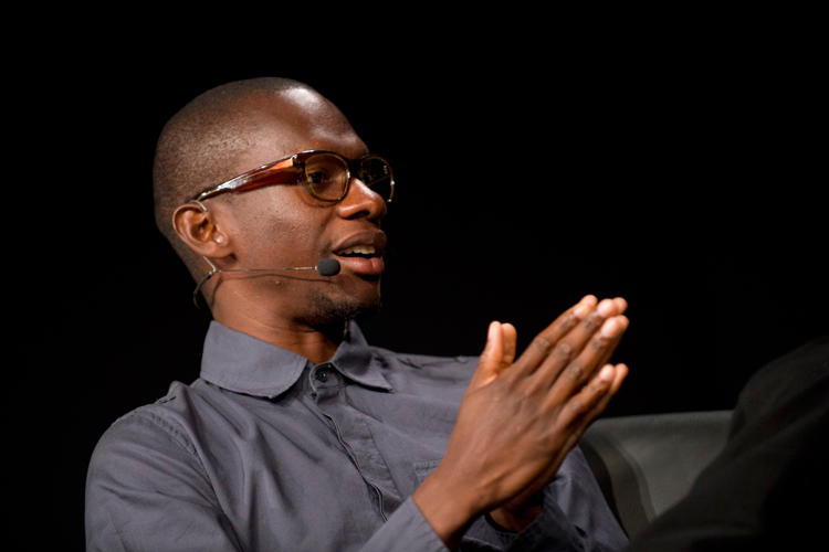 <p><a href=&quot;http://www.fastcompany.com/3001734/secrets-generation-flux&quot; target=&quot;_self&quot;>Troy Carter</a>, founder and CEO of Atom Factory, an entertainment firm that counts Lady Gaga among its partners, at Platform.</p>