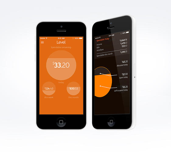 <p>Level Money is a new iPhone app that brings budgeting to millennials.</p>
