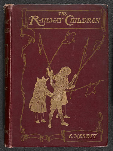 <p><em>The Railway Children</em>, first edition.</p>