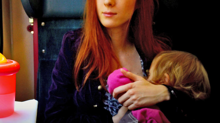 <p>Breastfeeding: No matter what you're doing, you are probably doing it wrong and hurting your baby.</p>