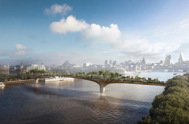 <p>The concept comes from Thomas Heatherwick, the British designer who recently remodeled London's famous double-decker buses.</p>