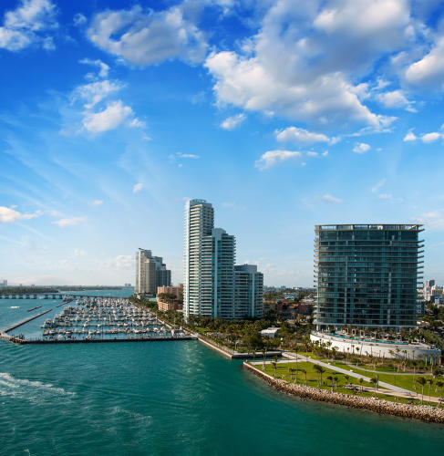 <p>Miami, FL: Miami-Dade County is mapping its hazard-prone areas, allowing more sensible development decisions.</p>