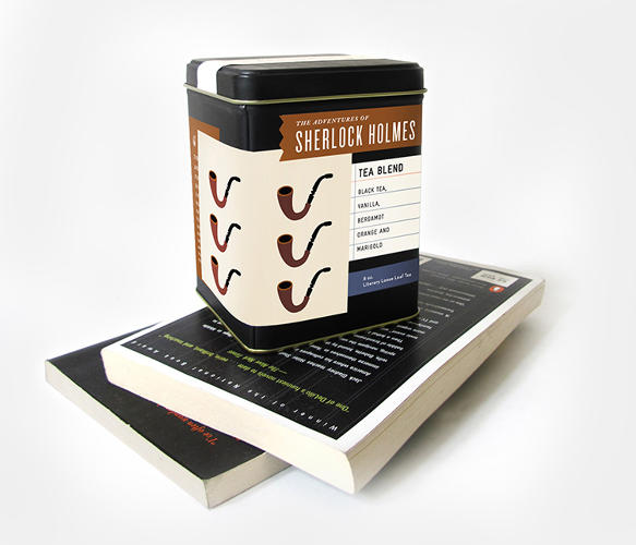 <p>The classic tales of Sherlock Holmes are rendered in black tea with vanilla notes.</p>