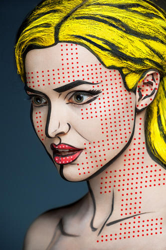 <p>Worthy of Lichtenstein</p>