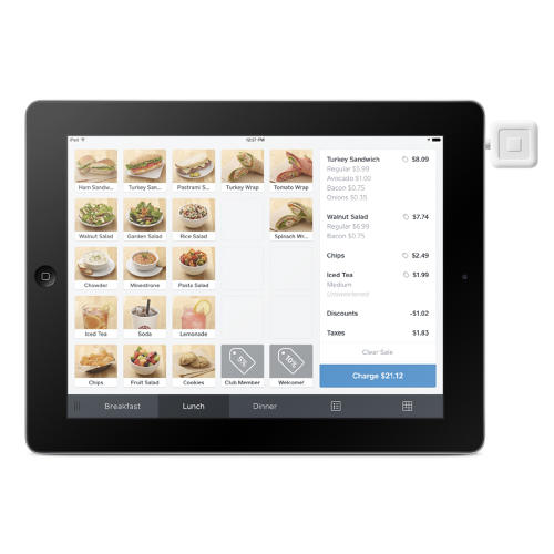 <p>Square's Register app tracks inventory and data analytics, in addition to helping to foster more tips.</p>