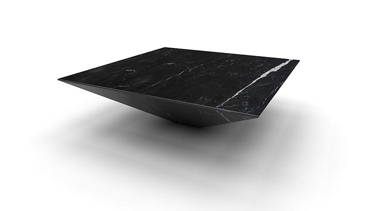 <p>This January at the Maison &amp; Objet fair, two-year-old Parisian furniture label Haymann Editions will launch its third collection, which includes the marble Lythos Table by Lisbon-based Frenchman Toni Grilo.</p>