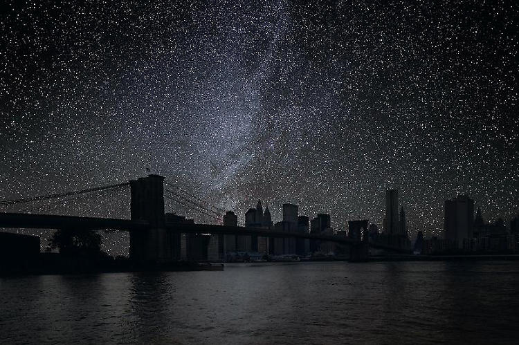 <p>In <a href=&quot;http://www.fastcoexist.com/1681375/look-at-the-worlds-greatest-skylines-without-any-lights-on&quot; target=&quot;_self&quot;>Darkened Cities,</a> the lights from these famous metropolises have been removed, giving you a glimpse at what a city would look like without the power of electricity.</p>
