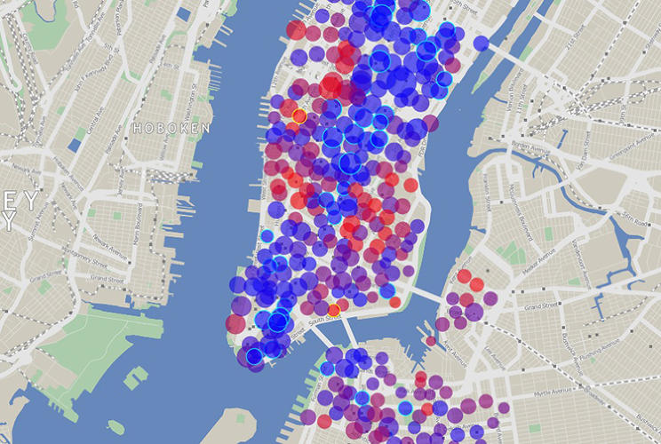 <p>Bike sharing <a href=&quot;http://www.fastcoexist.com/1682645/mapping-the-worldwide-bike-sharing-phenomenon&quot; target=&quot;_self&quot;>is just starting to really catch on</a> in the U.S., but it's huge all over the world. These maps show the systems in cities from Moscow to Rio.</p>