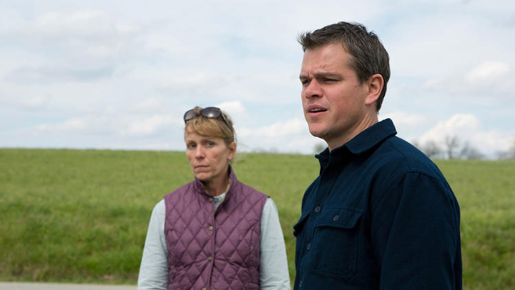 <p>Promised Land, <a href=&quot;http://www.fastcoexist.com/1681151/matt-damons-fracking-film-manages-to-make-no-one-happy&quot; target=&quot;_self&quot;>the new Matt Damon film</a> about the consequences of drilling for natural gas, manages to get bad reviews from both gas moguls and environmentalists.</p>