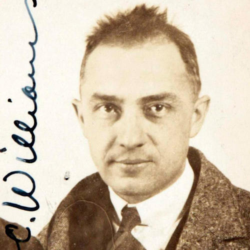 <p>William Carlos Williams was a career pediatrician in New Jersey, working long hours and no doubt carefully observing and absorbing his patients surroundings and penning phrases on the back of prescription slips.</p>