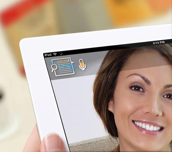 <p>Expect Labs has considered adding video conferencing capabilities to the app, but Tuttle said MindMeld currently only handles voice chat because it needs to use the screen to showcase search results.</p>