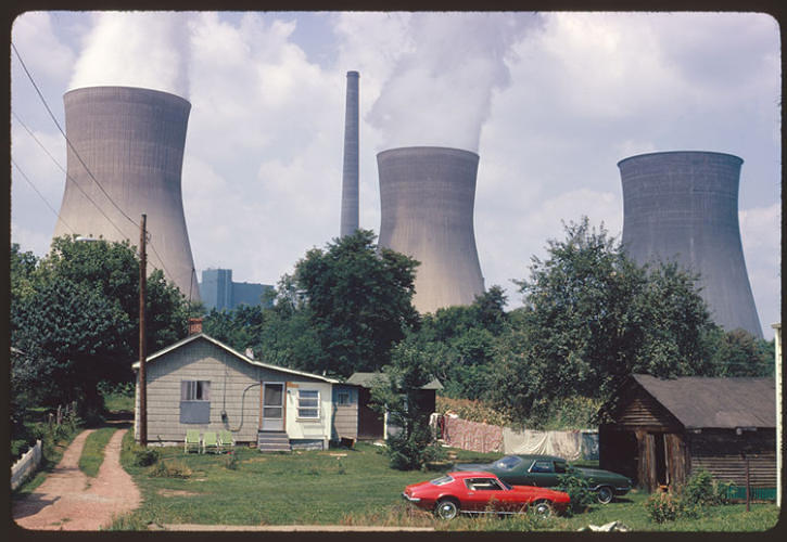 <p>In the 1970s, <a href=&quot;http://www.fastcoexist.com/1681682/gorgeous-vintage-photographs-of-america-in-the-1970s-captured-by-the-epa&quot; target=&quot;_self&quot;>the EPA commissioned photographers to take photos of the environment and the &quot;human condition&quot; of American life.</a> The Documerica project's photos have recently been unearthed, and you can see them now.</p>