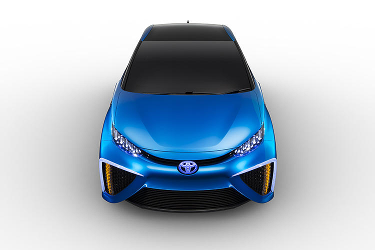 <p>In addition to vehicle testing in extreme heat and cold, Toyota has taken some extra precautions with the FCV.</p>