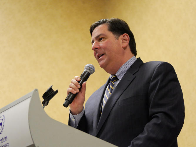 <p>Pittsburgh Mayor Bill Peduto starts his term with the challenge of keeping Pittsburgh's revitalization going. <em>Read more: <a href=&quot;http://www.fastcoexist.com/3026569/a-city-on-the-upswing-pittsburghs-new-mayor-aims-to-woo-newcomers&quot; target=&quot;_self&quot;>A City On The Upswing, Pittsburg's New Mayor Aims To Woo Newcomers</a></em></p>