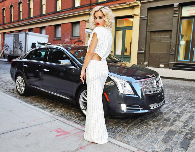 "<p>A still from the from the Cadillac ""Style Driven"" video series on Vogue.TV. Vogue: Also not a popular title for rich old white guys.</p>"