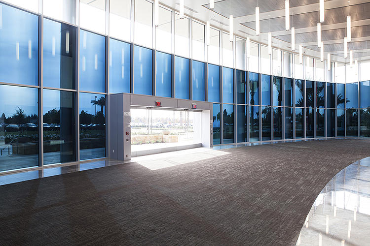 <p>Dynamic Glass is just starting to be incorporated into the design for commercial office buildings, hospitals, universities, and other large building spaces.</p>