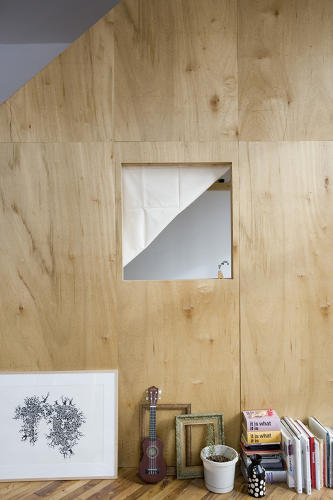 <p>She and Frezza have also worked on several art projects to build other tiny buildings, including one in a field in the Catskills and one in a greenhouse in a garden.</p>