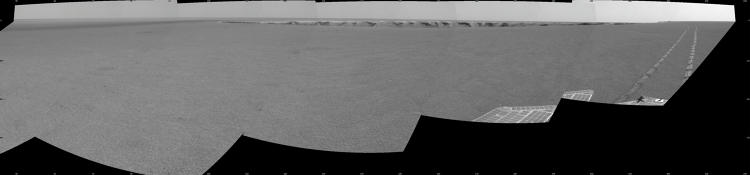 <p>On Feb. 7, 2007, Opportunity had rolled past the 10-kilometer mark.</p>
