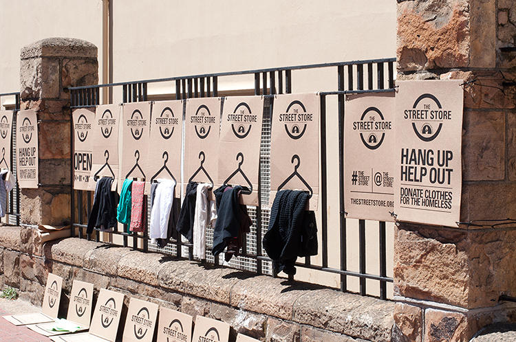<p>Two weeks ago, the Street Store launched its first open bazaar. After opening at 6:30 a.m., the team ran out of their 500 plastic bags by noon.</p>