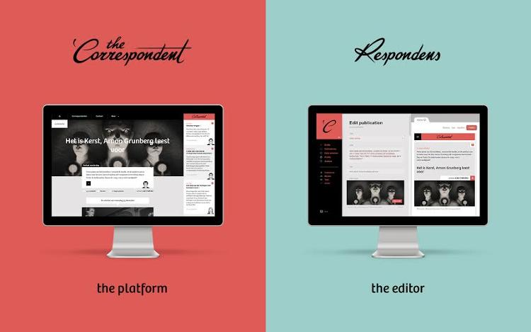 <p>Respondens is De Correspondent's custom-built content management system. The founders plan to license it to other publications.</p>