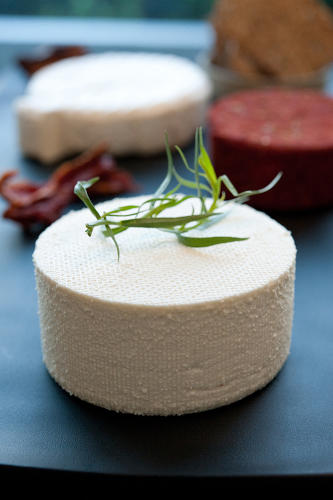 <p>Kite Hill's cheeses are concocted by chefs and a Stanford University biochemist.</p>