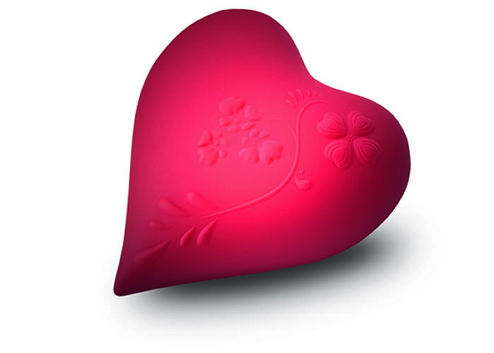 <p>The Love Heart Massager from JEP! US</p>