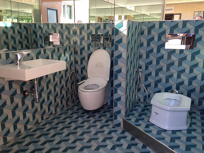 <p>This innovative toilet could help India &quot;leapfrog&quot; the U.S. in bathroom tech.</p>