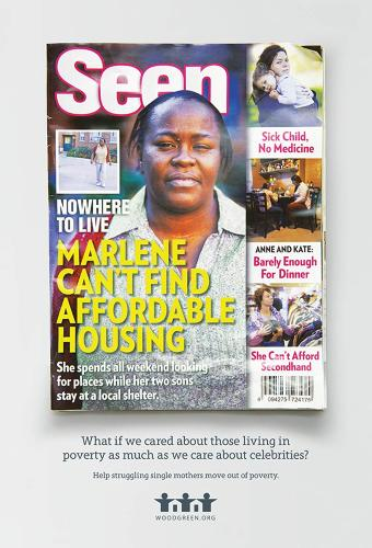 <p>A new kind of tabloid that focuses on real-world problems.</p>