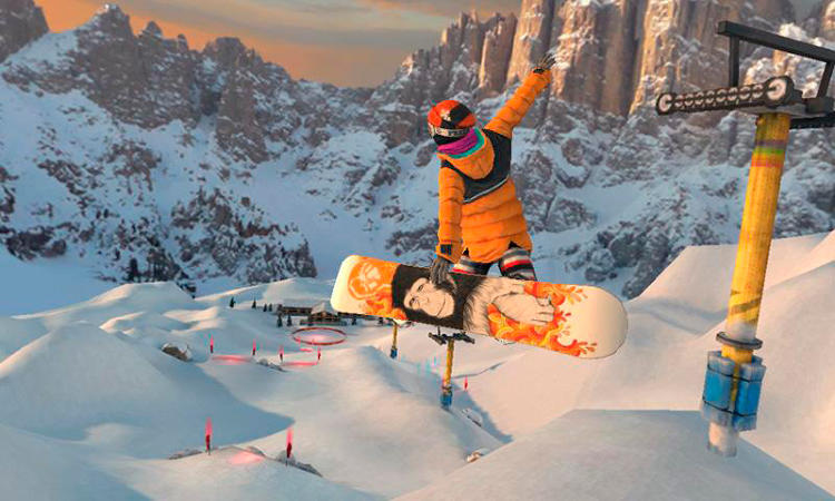 <p>Get in the winter games spirit while you're not glued to Olympic coverage. Shred the slopes with thumb-sliding controls and graphics that are surprisingly satisfying for a mobile app.</p>