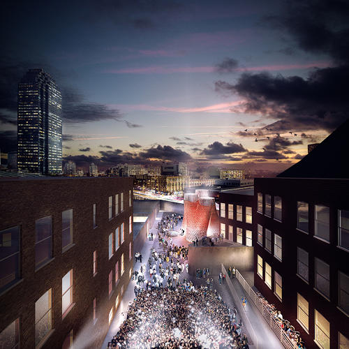 <p><em>Hy-Fi</em> was selected by MoMA PS1 as the winner of its Young Architects Program for 2014.</p>