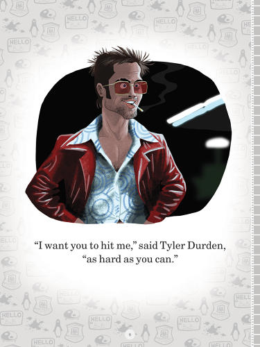 <p><em>Fight Club</em></p>