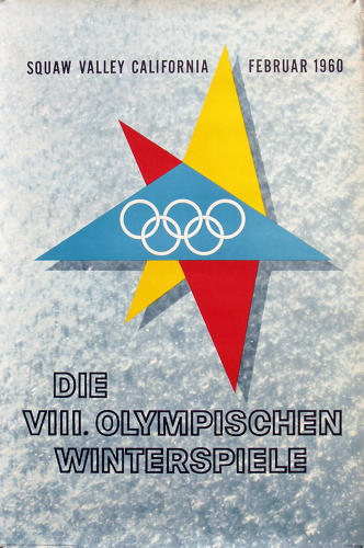<p>1960 Winter Olympics – VIII Olympic Winter Games – Squaw Valley, United States</p>