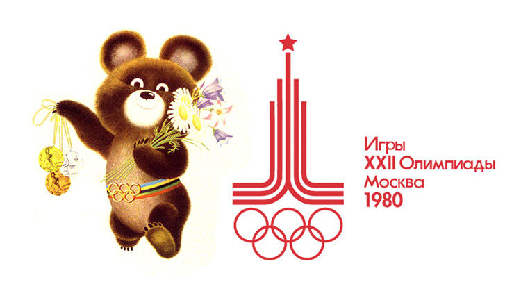 <p>1980 Summer Olympics – Games of the XXII Olympiad – Moscow, Soviet Union</p>