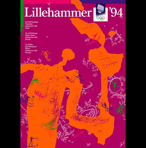 <p>1994 Winter Olympics – XVII Olympic Winter Games – Lillehammer, Norway</p>