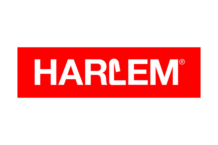 <p>James Taylor, the designer of these logos, told us that he picked Harlem for the Staples logo because the only recognizable part of the Staples logo is the capital letter L.</p>
