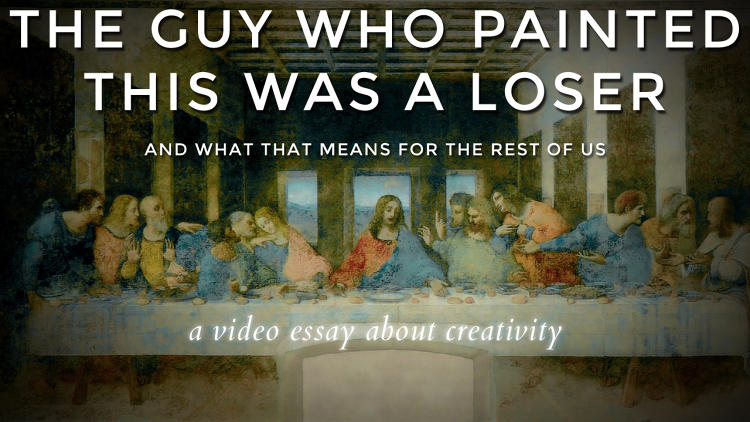 <p>See? I bet you didn't know that Leonardo Da Vinci was just a broke shmuck at age 30.</p>