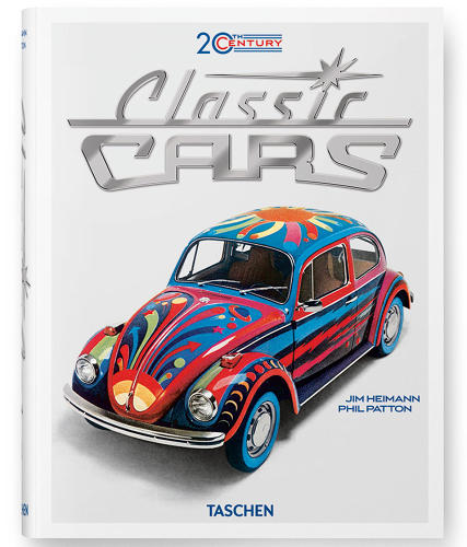 <p><em>20th Century Classic Cars: 100 Years of Automobile Ads</em> has just been re-released in a new size and price from Taschen. You can order it here for $19.99.</p>
