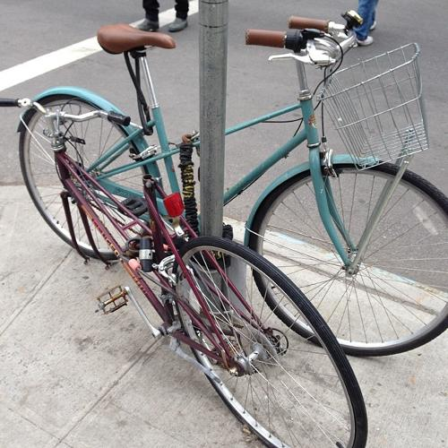 <p>As the weather warms, he plans to give out hanger tags at bike shops, so people can physically tag abandoned bikes on the sidewalk, and others walking by will learn about the program.</p>