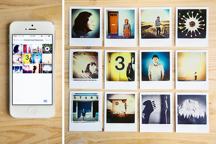 <p>It's an ingeniously analog contraption that, without sacrificing authenticity, fishes digital photos up from the abyss and turns them into a physical memory.</p>
