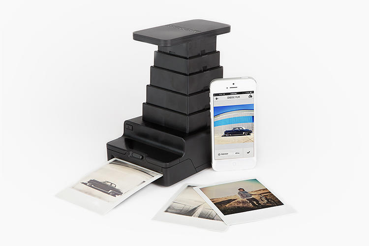 <p>It's a clever kit that allows you to print a real Polaroid instant photo from your iPhone, and unlike other smartphone photo printers, like Polaroid's own Zink, the Impossible Lab doesn't connect to your smartphone using Bluetooth or Wi-Fi.</p>
