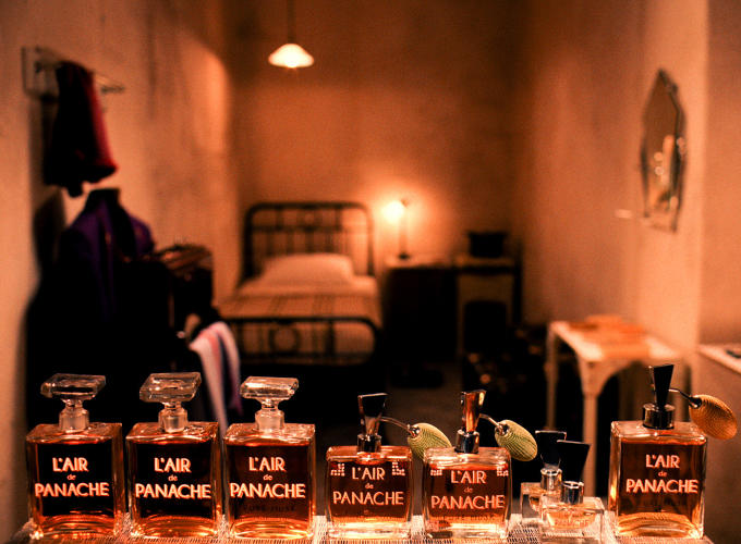 <p>Because <em>The Grand Budapest Hotel</em> takes place in the 1930s, nothing could have an air of newness to it.</p>
