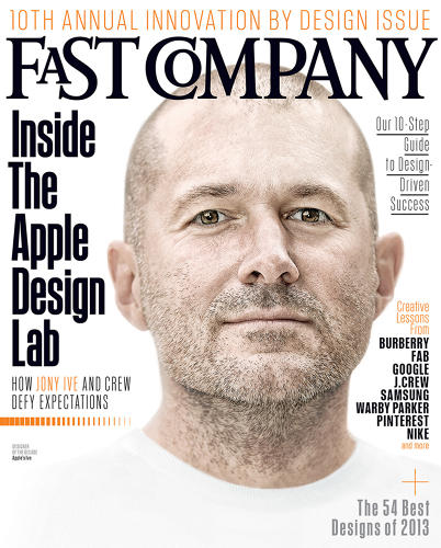 <p>Last year's issue of <em>Fast Company</em> magazine featured the Awards' 54 finalists.</p>