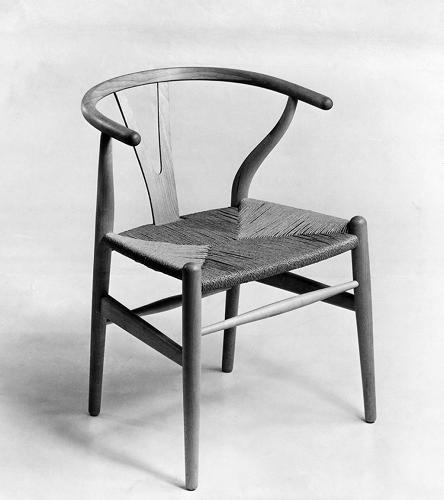 "<p>In his design philosophy, Wegner sought &quot;continuous purification&quot; and simplification, as he put it in a 1950 interview. He wanted &quot;to cut down to the simplest possible elements of four legs, a seat and combined top rail and arm rest.""</p>"