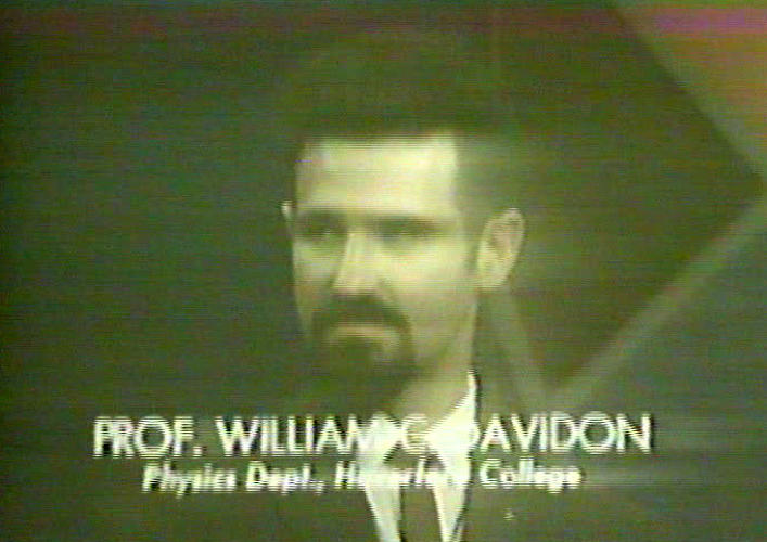 "<p>William C. Davidon, the man who helped expose the FBI's spying on anti-war groups during the Vietnam War, appears in an <em>Input</em> episode called ""Born Free?""</p>"