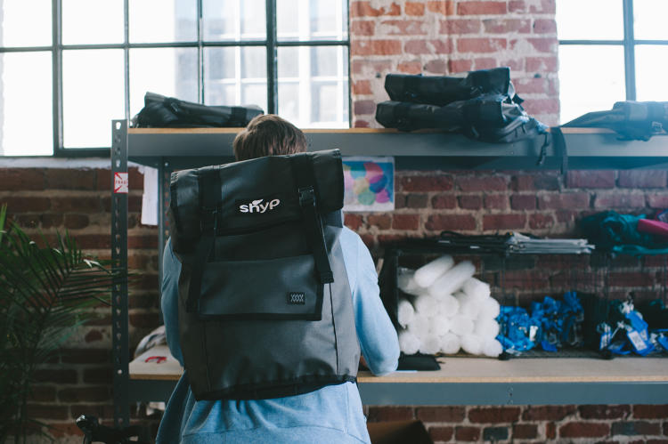 <p>When the item arrives at the warehouse, the Shyp team takes care of packing it up and finding the cheapest or fastest shipping method, depending on the customer's preference.</p>